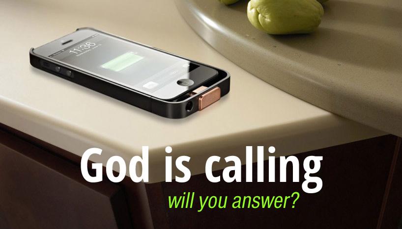 When God Calls YOU